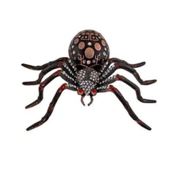 Other - Steampunk Spider Trinket Box